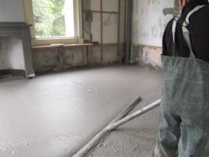 schuimbeton betonvloer kosten