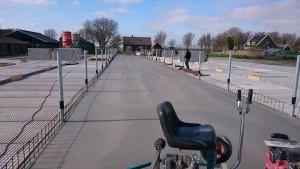 Werk aan Westfrisiaweg